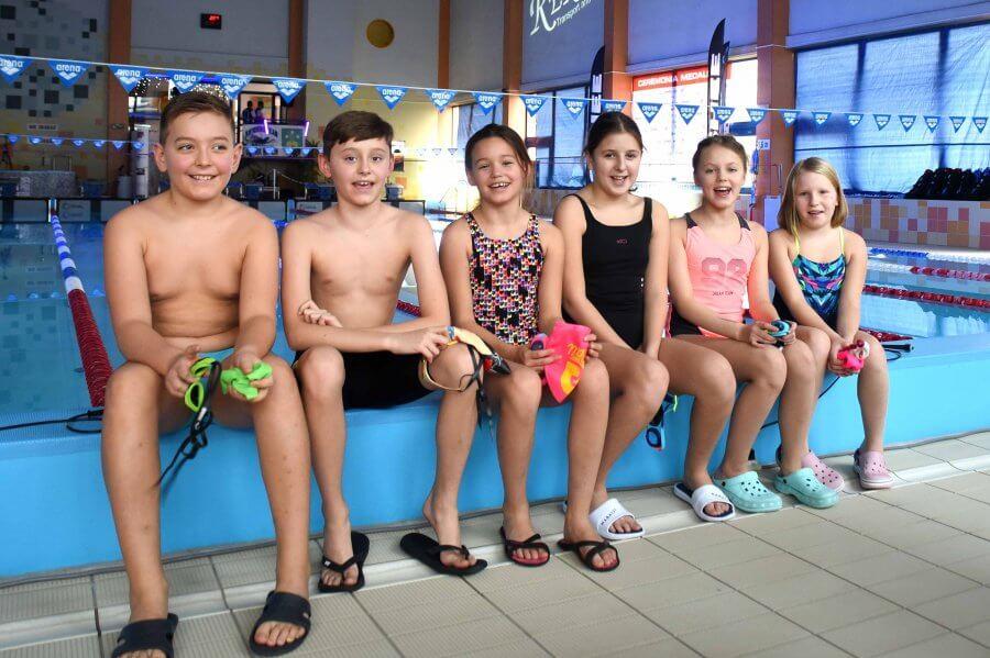 bytomscy pływacy