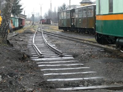 rozbudowa linii wąskotorowej z Bytomia