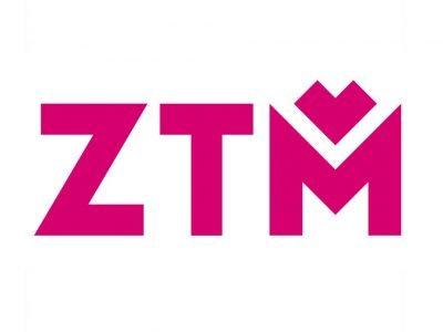 aplikacji ZTM
