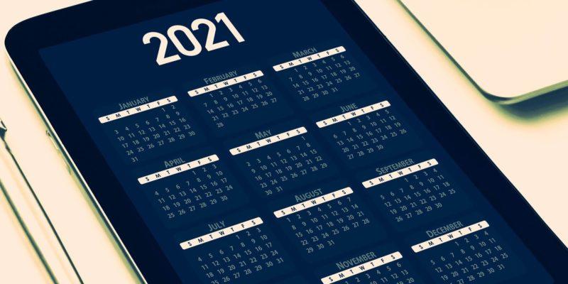 dni wolne od pracy 2021