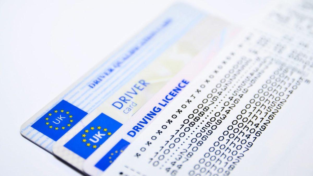 prawo jazdy w 2020 roku