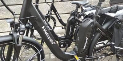 miejskie rowery w bytomiu
