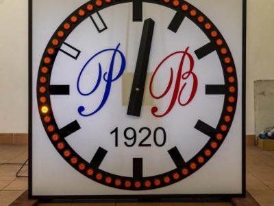 zegar w bytomiu