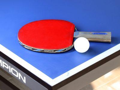 występ bytomianina w tenisie stołowym