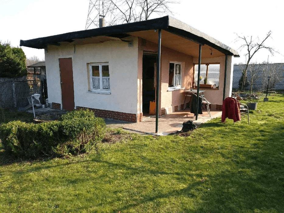 ogródki działkowe w bytomiu