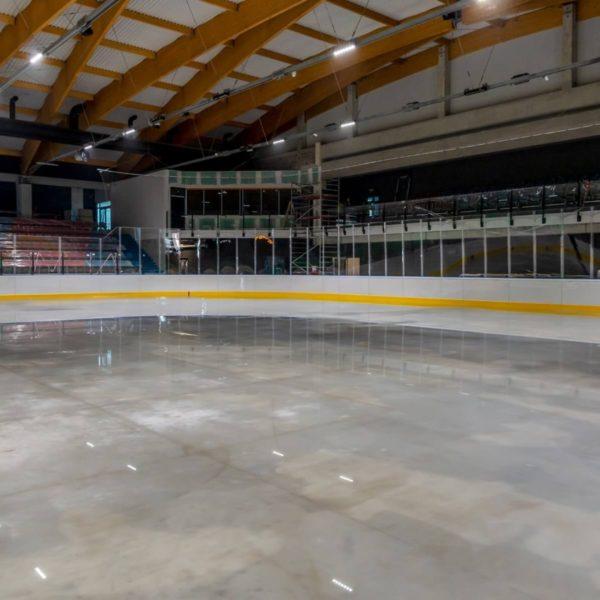 nowej hali lodowiska