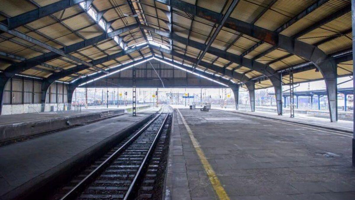 dworzec pkp w bytomiu