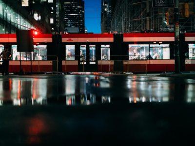 optymalizacja czasu jazdy tramwajów