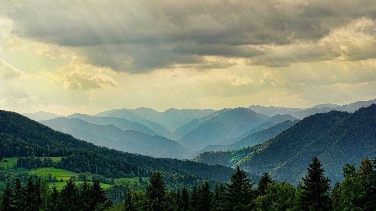 szlaki górskie na śląsku