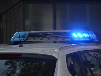 policja w bytomiu atak nożownika