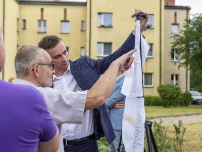 konsultacje społeczne dotyczące przebudowy ulicy cyryla i metodego