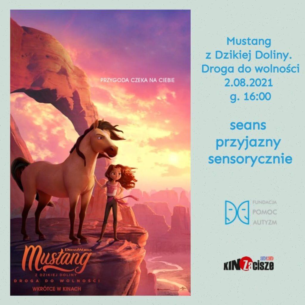 Mustang z Dzikiej Doliny seans przyjazny sensorycznie(1)