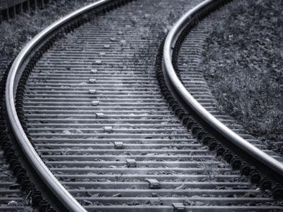 dworcu kolejowym w bytomiu