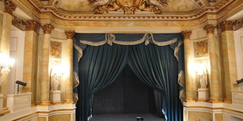 szekspir: makieta / teatr rozbark